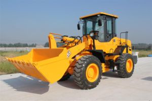 New Strong 2ton Wheel Loader with CE pictures & photos
