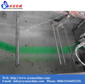 Pet Filament Production Line for Plastic Broom/Brush/Floor Sweeper pictures & photos