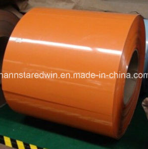 Supply Prepainted Gi Steel Coil / PPGI / PPGL Color Coated Galvanized Steel Sheet in Coil pictures & photos