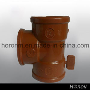 Pph Water Pipe Fitting-Plastic Union-Tee-Elbow-Plug (1/2′′) pictures & photos