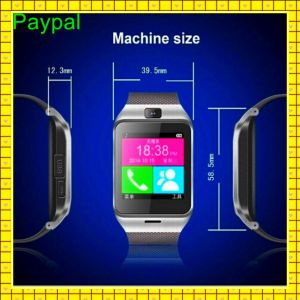 Top Quality Safe Payment Term Smart Watch Gv18 pictures & photos