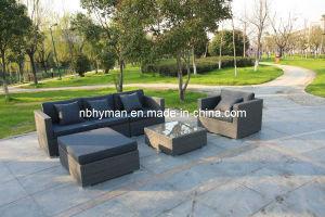 Outdoor Rattan Sofa Set