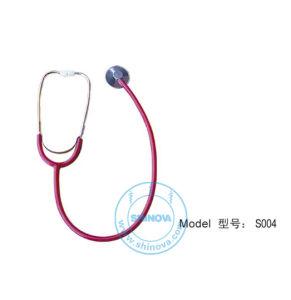 Aluminum Single Purpose Stethoscope (S004) pictures & photos
