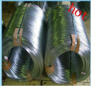 Electro Galvanized Steel Wire Tensile Steel Wire Rod Price pictures & photos