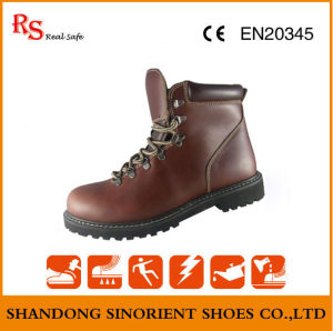 Crazy Horse Leather Rigger Safety Boots RS705 pictures & photos