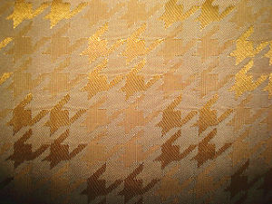 Pure Polyester Jacquard Fabric pictures & photos