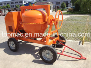 7/5 Portable Diesel Concrete Mixer pictures & photos