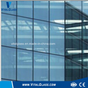 Colored Clear Glass/Milk/White/ Laminated Glass/Tempered Low E Laminated Glass/ Tempered Laminated Glass/Colored Toughened Bulletproof Laminated Glass pictures & photos