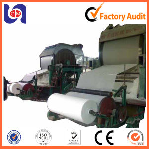 Best Quality Tissue Paper Manufacturing Machine pictures & photos