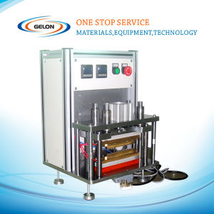 Pouch Cell Machine Top Sealing Machine Lithium Battery Machine pictures & photos