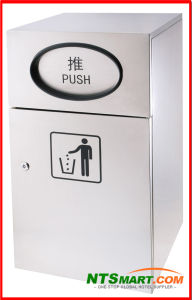 Hinged Top Indoor Utility Trash (NS00017581) pictures & photos
