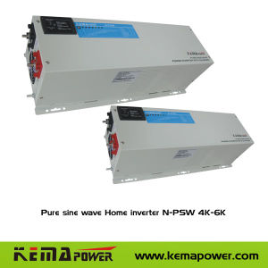 N-Psw 4K-6K Pure Sine Wave Home Inverter pictures & photos