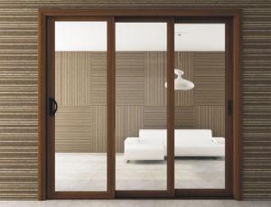 Good Quality Interior/Patio Aluminium/Aluminum Sliding Glass Doors pictures & photos