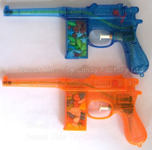 Water Pistol with Candy (101109) pictures & photos