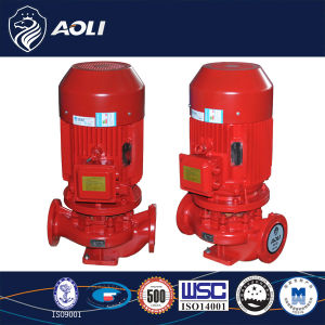 100mm Outlet Fire Fighting Centrifugal Pump pictures & photos