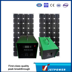 60W, 100W, 150W, 200W, 300W, 500W Portable Solar Power System for Home Lighting, TV Use /Solar Energy System/Solar Generator System (SN) pictures & photos