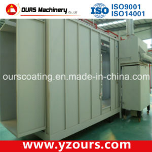 Small Paint Spray Booth for Metal Industry pictures & photos
