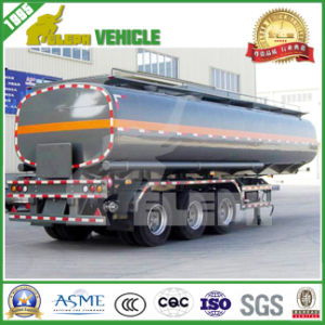 3 Axles 45000L Special Vehicle Oil Tanker Fuel Tank Truck Trailer pictures & photos