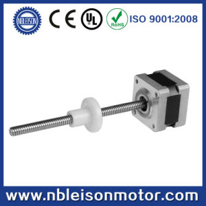 NEMA 14 Linear Stepper Motor, Lead Screw Stepping Motor, Linear Actuator Motor pictures & photos