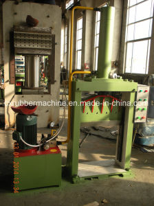 Single Blade Rubber Cutter Machine/Rubber Cutting Machine pictures & photos