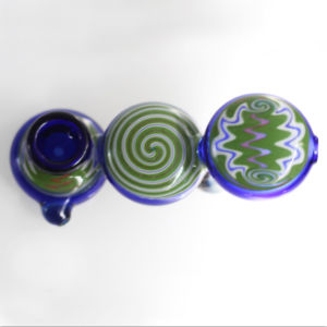 Hot Sale Glass Smoking Spoon Pipes pictures & photos