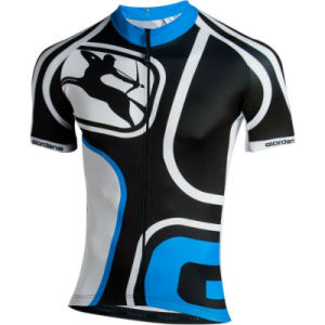 Unisex Plain Cycling Jersey Custom Logo pictures & photos