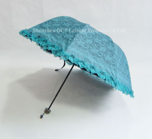 Nice Lady Umbrella with UV Protection (OCT-STX033) pictures & photos