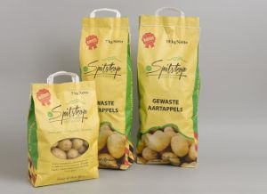 Customized Paper Bag for Vegetables Packaging pictures & photos