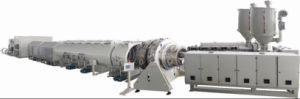 HDPE Pipe Extrusion Line pictures & photos
