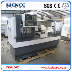 Low Cost Flat Bed CNC Machinery Lathe Economical CNC Turning Machine Price for Sale Ck6150t pictures & photos