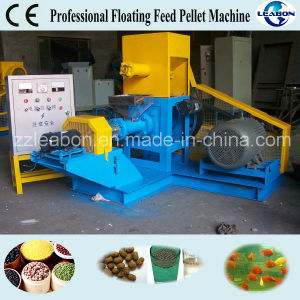 Ce Approved Floating Fish Feed Pellet Machine pictures & photos
