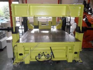 Automotive Carpet PU Moulding Machine pictures & photos
