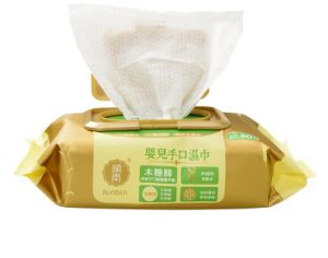 Baby Tender Baby Wipes with Plastic Lid Cy-23