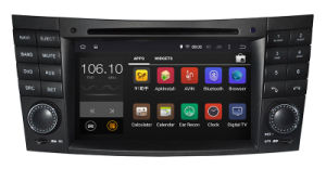 Carplay Car Stereo Multimedia for Mercedes-Benz E /G GPS Navigatior Flash 2+16g Android pictures & photos