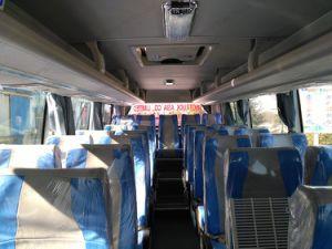 36-40seats 9m Rear Engine Tourist Bus Coach for Sale pictures & photos