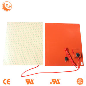 Flexible Silicone Rubber Heating Plate pictures & photos