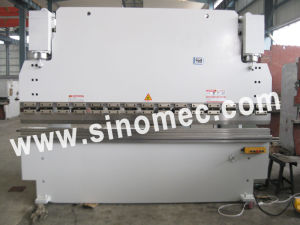 Hydraulic Press Brake/Numeric-Control Nc Plate Bending Machine (WC67K-125T/3200) pictures & photos