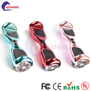 Chrome Color Stock in USA Europe and Australia Warehouse Taotao and Samsung Battery Hoverboard 2 Wheel Scooter pictures & photos