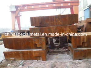 Steel Casted Upright Column for Ceramic Machine pictures & photos