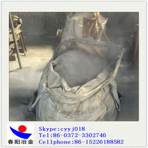 Chinese Professinoal Manufacture of Calcium Silicon Fine Powder pictures & photos