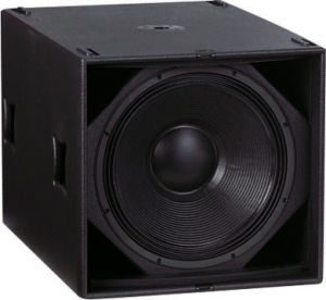 Professional DJ Wooden Speaker Box Outdoor Stage Speaker (Xd-15s) pictures & photos