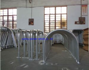 High Quality Galvanized U Parking Bike Rack (ISO SGS TUVapproved) pictures & photos