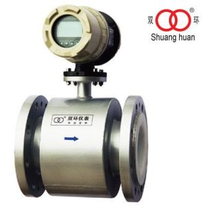 4-20mA Output Electromagnetic Flow Meter pictures & photos