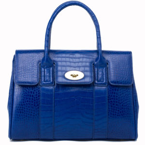 Top Quality Fashion Ladies Crocodile Leather Designer Handbags (CG9067) pictures & photos