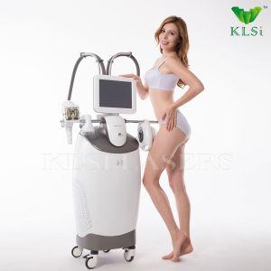 Klsi Vertical Lipolaser Cavitation RF Roller Vacuum Quick Loss Fat Abdomen Machine