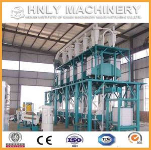100t/D Complete Low Price Corn Milling Machine/Maize Flour Grinding Mill Machine pictures & photos