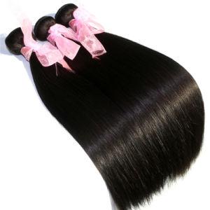 8A Quality 100% Hair Extension Burmese Virgin Human Hair pictures & photos
