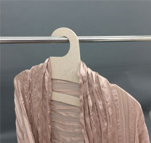 High Load Bearing Fsc Recyclable Paper Cardboard Coat Hanger pictures & photos