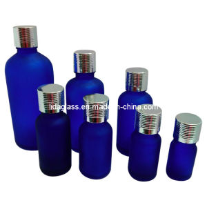 Hot Sale Glass Cosmetic Bottle for Oil