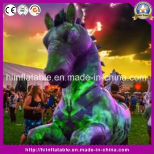 Hot Sale Inflatable Horse Costume, Inflatable Cartoon Costume, Inflatable Mascot Costume for Event Carnival Party Parade pictures & photos